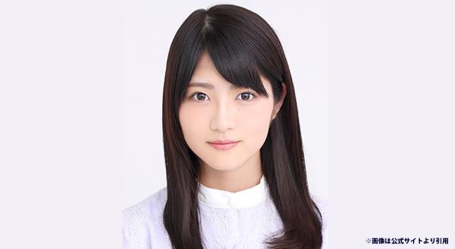 乃木坂46を卒業することが決まった若月佑美